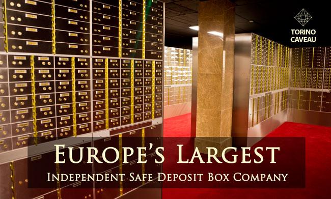 Safe Deposit Box Torino